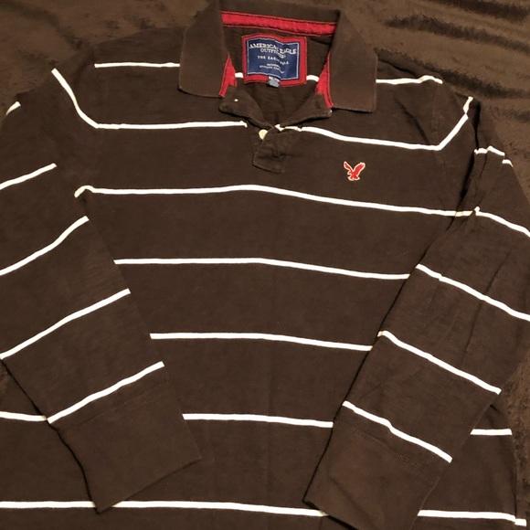 Men's AE LS shirt
